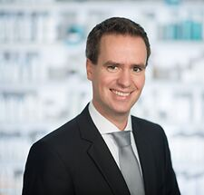 Tobias Mommertz, Head of Group Finance